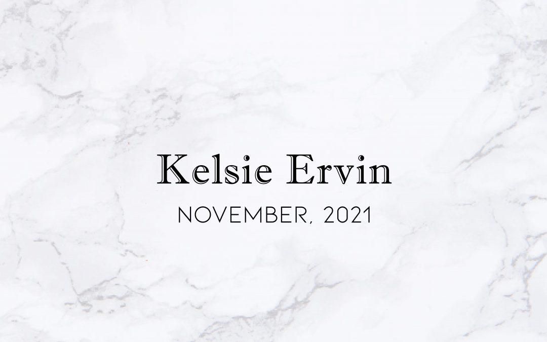 Kelsie Ervin